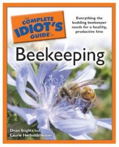 idiotsguidetobeekeeping 244x300 An Idiots Guide For Something Smart!
