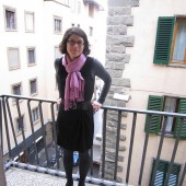 Capsule Travel Wardrobe: What I Wore Today, 10.25.11, Florence