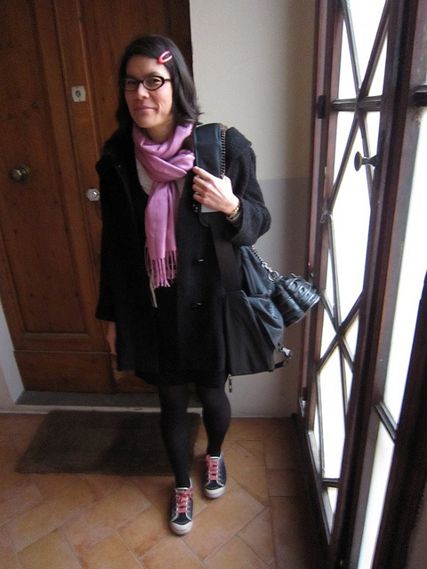 capsulewardrobe11.15.11 Capsule Travel Wardrobe What I Wore Today 11.15.11