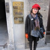 Capsule Travel Wardrobe What I Wore Today 11.17.11, Florence