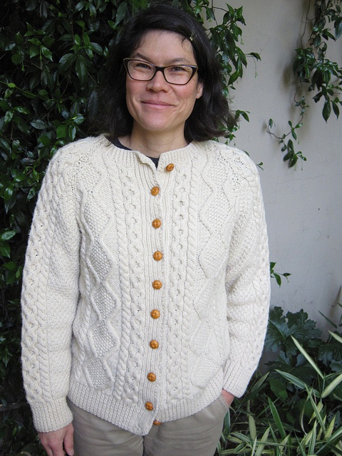 aransweater Procraftination: Whats Your Oldest Unfinished Sewing Project?