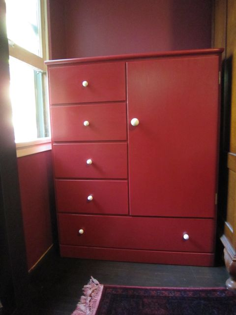recycled baby furniture becomes modern storage cabinet | My Roman ...