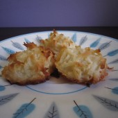My Grandmother's Award-Winning Coconut Macaroon Recipe
