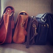 Minimalist Purse Shopping For Stupid People A.K.A. How I Became An Accidental Coach Bag Collector